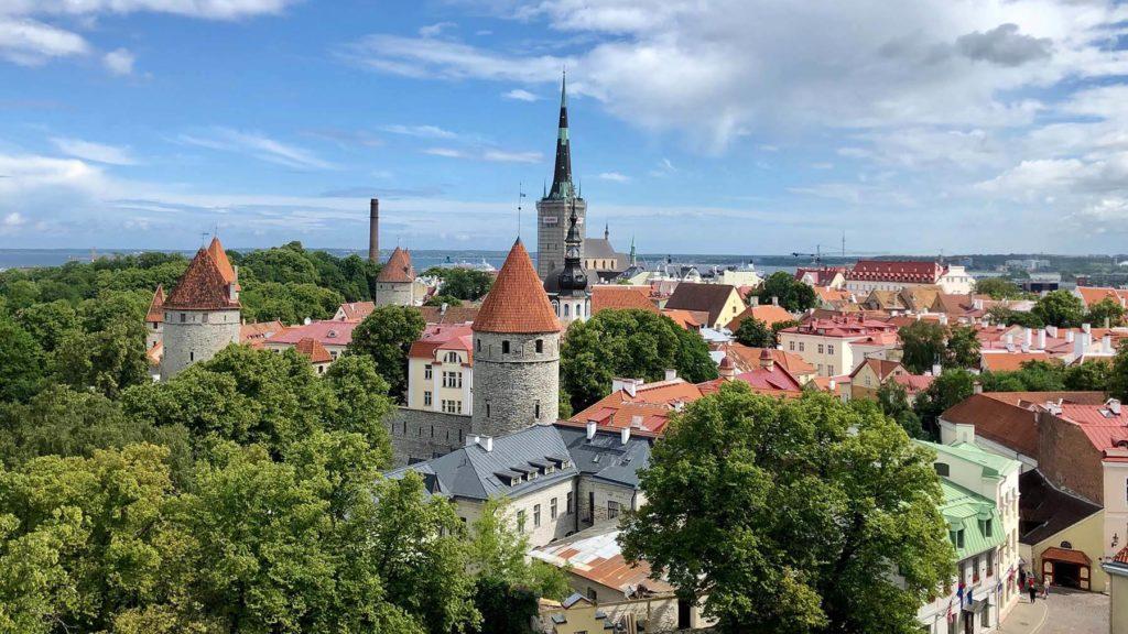 Estland har länge arbetat med digital distansundervisning.