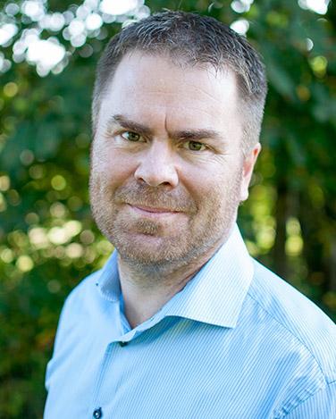 Anders Thoresson, redaktör för Chefs nyhetsbrev som är specialiserat inom området digital HR.