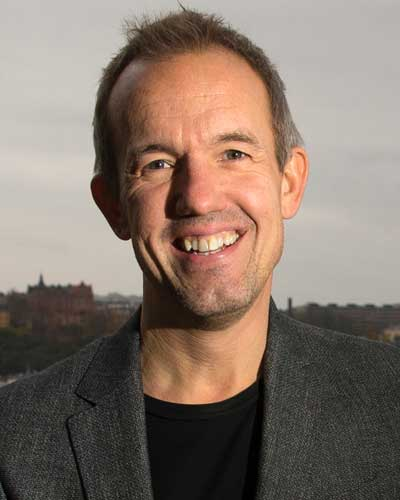 Claes Lindholtz, affärsutvecklingschef SJ. Foto: Martina Huber