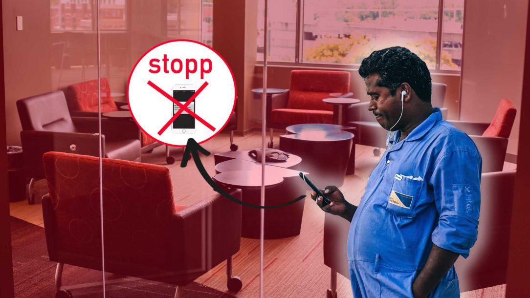 mobilforbud