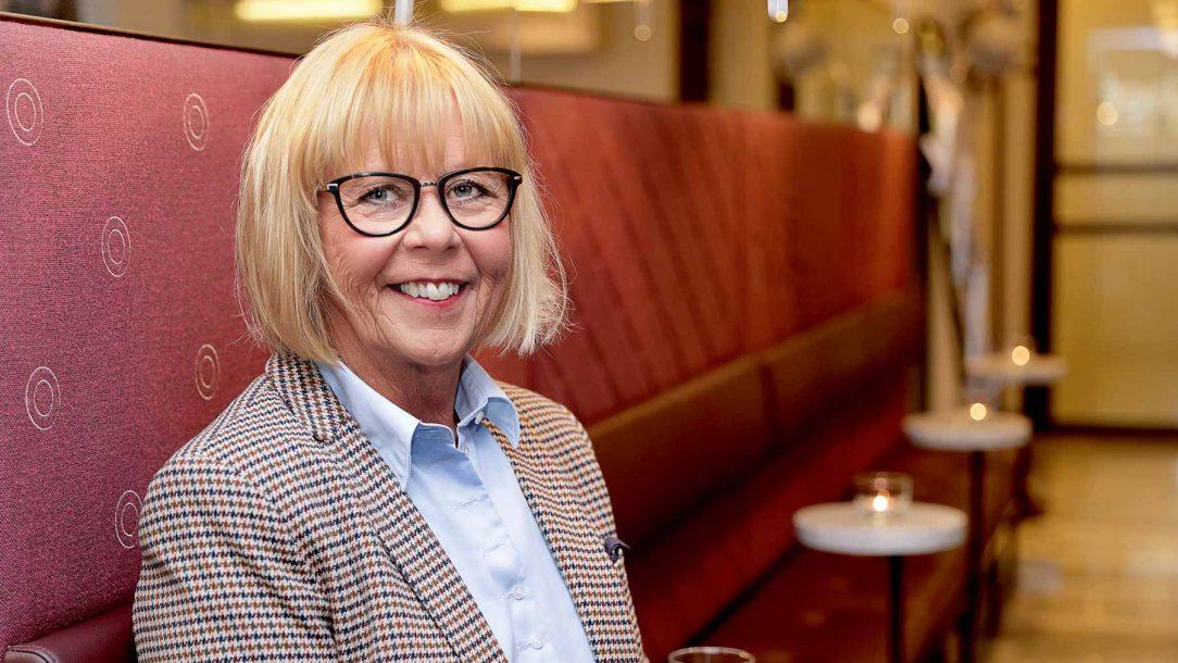 Monica Berglund, Årets hälsofrämjande chef, Chefgalan 2018