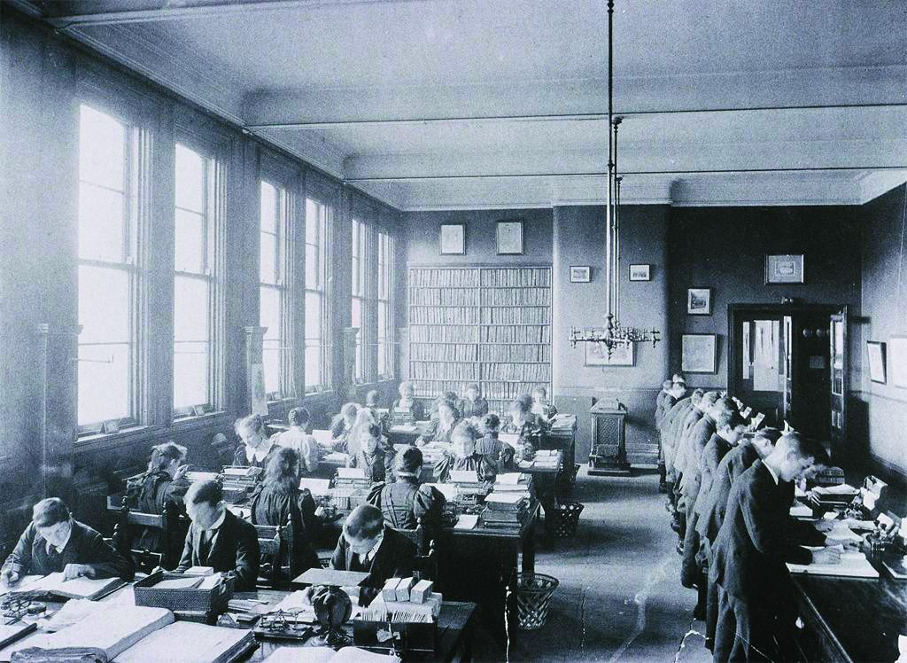 kontor-1800-tal