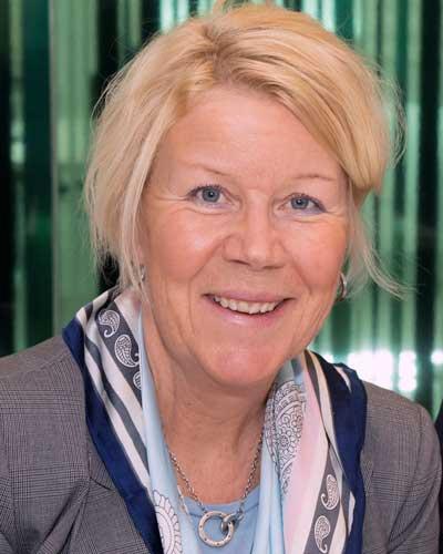 Charlotte Ahlqvist, Experis