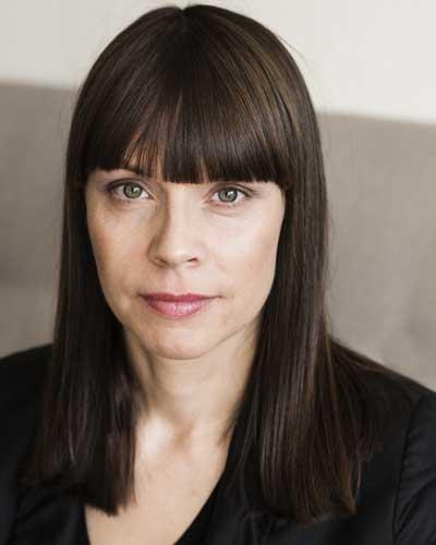 Sara Ingvarsson, psykolog Foto: Eva Lindblad