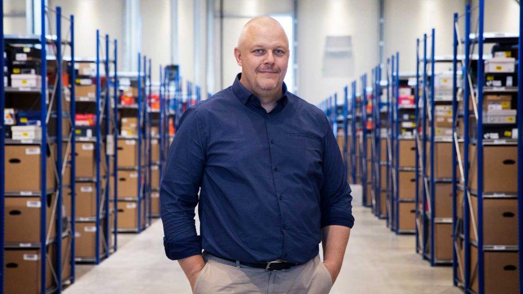 Patrik Karlsson på Ingram Micro har egenskaper som gör honom till den nya tidens startup-chef.