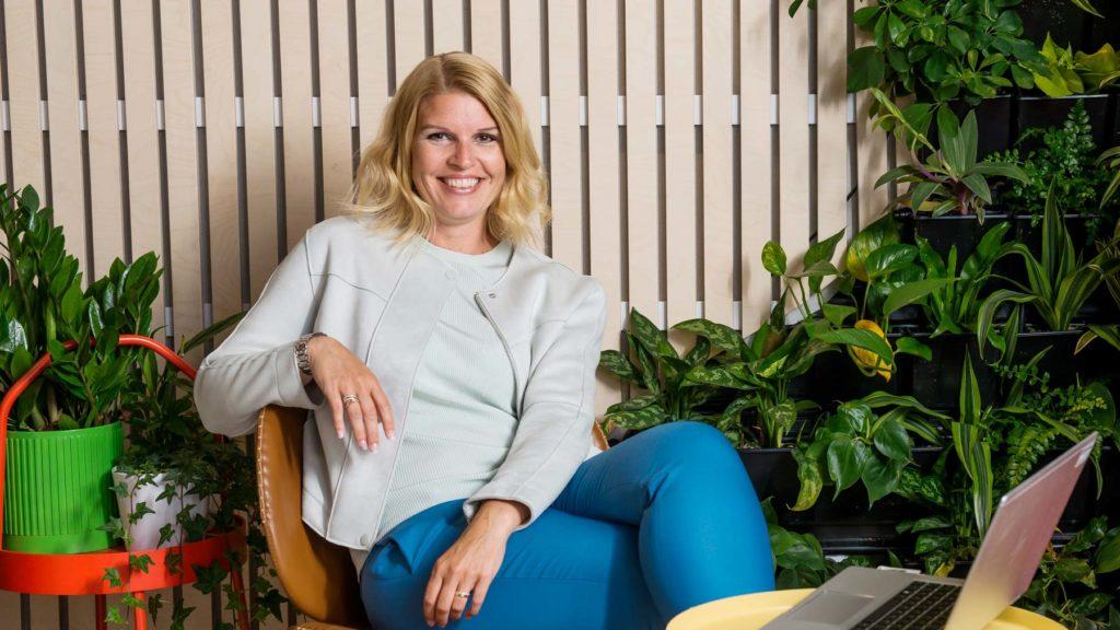 Anna Palmgren, Arbetsförmedlingen