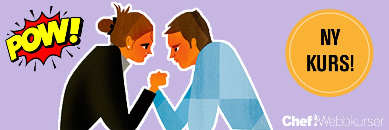 Det kan leda till konflikt mellan vuxna