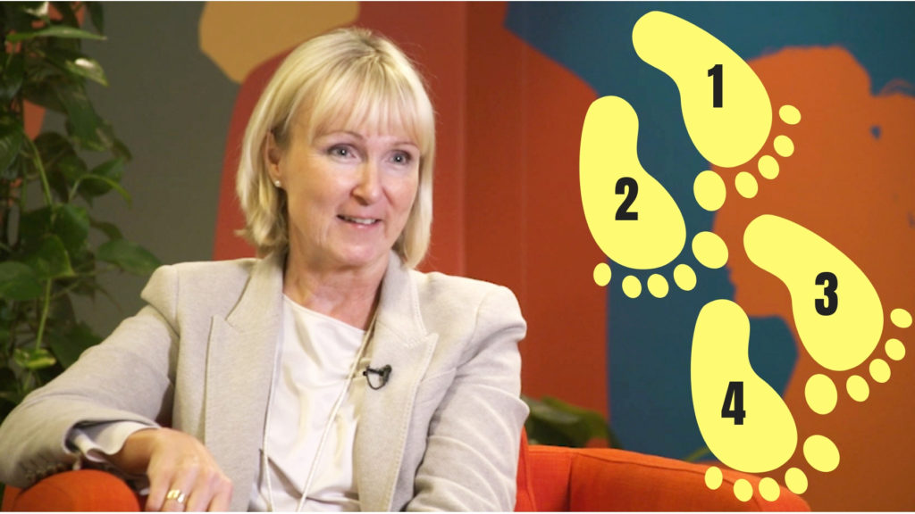 Elisabeth Skol, HR-direktör på ManpowerGroup