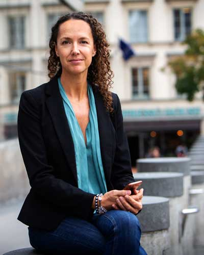 Carina Eyoma, konsultchef på Experis.