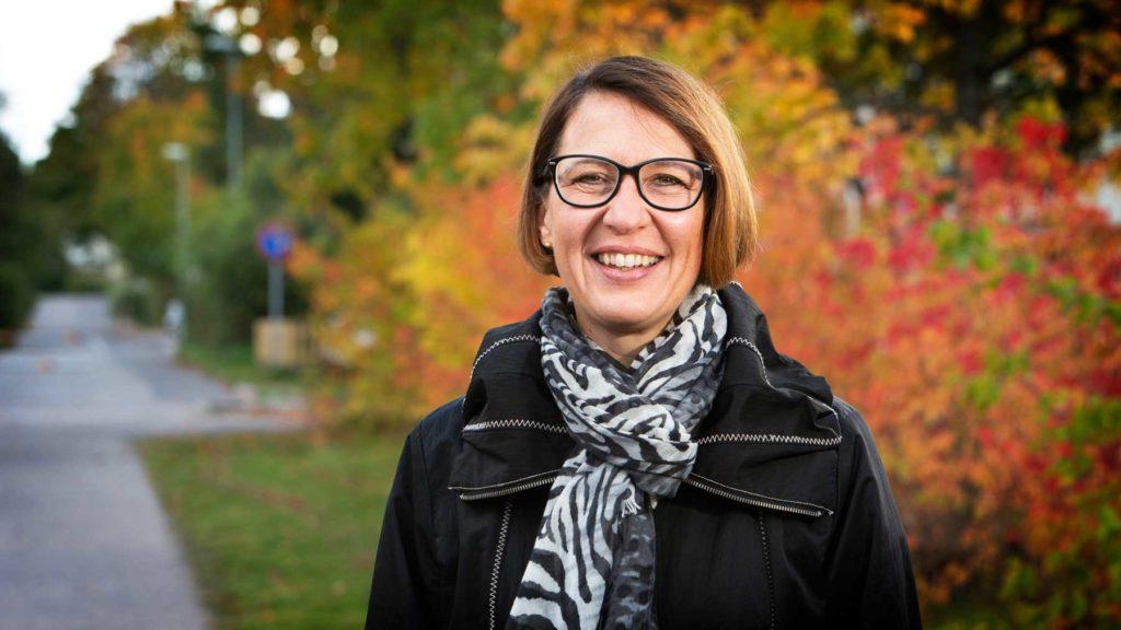 Christina Forsberg, CSN. Foto: Martina Huber