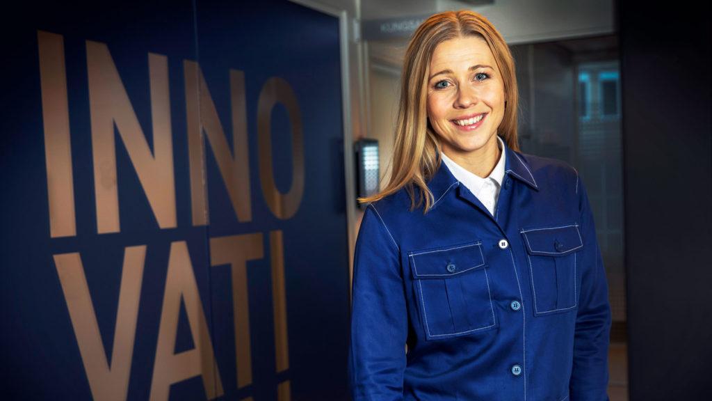 Helen Remnås, affärsutvecklingschef på Experis. Foto: Martina Huber