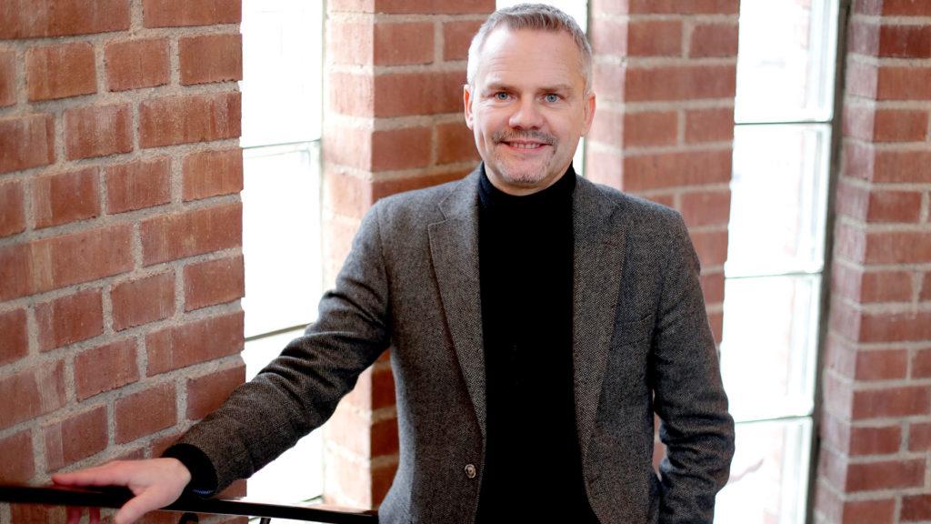 Peder Bertilsson, löneexpert på Ledarna. Foto: Karina Ljungdahl