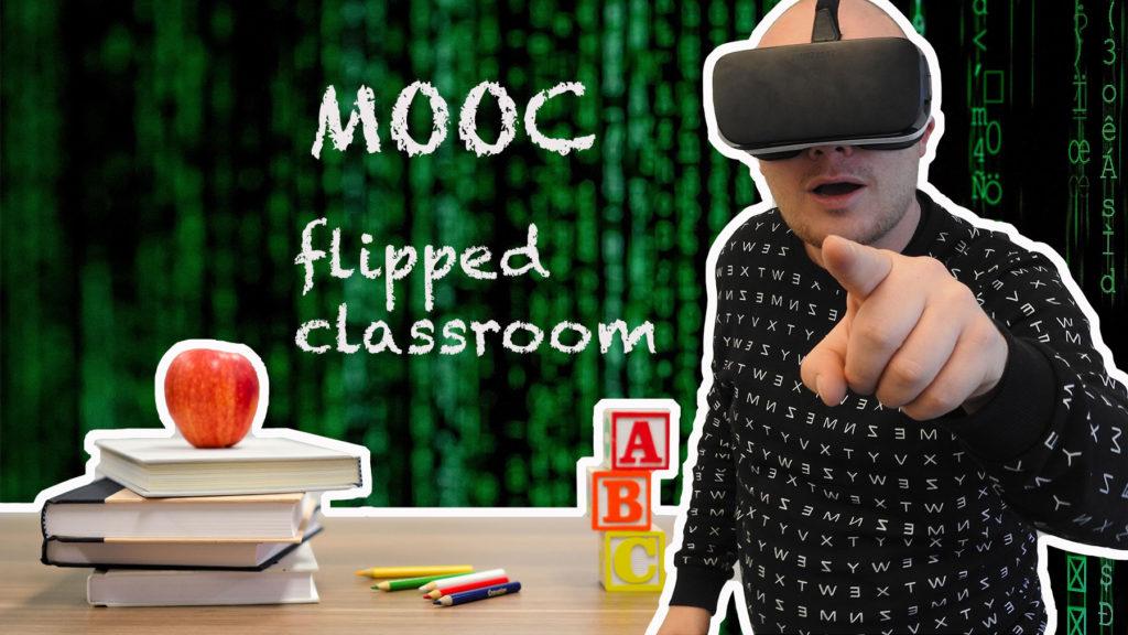 Moocs och flipped classroom är två av de nya trenderna inom utbildning och kompetensutveckling.