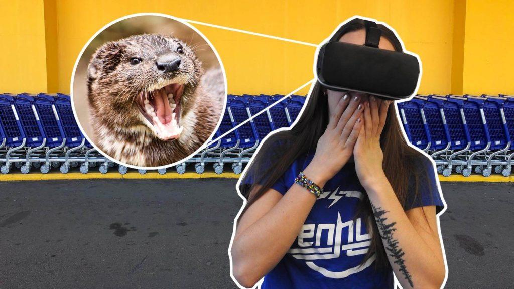 Varuhuset Walmart rekryterar med VR-teknik