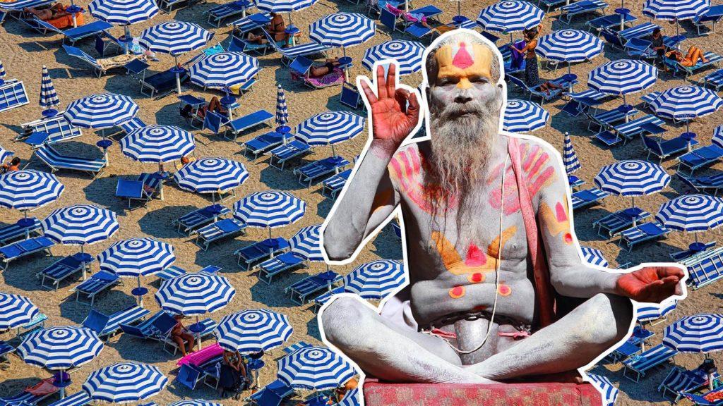 Att meditera i 15 minuter kan vara lika positivt som en semesterdag.