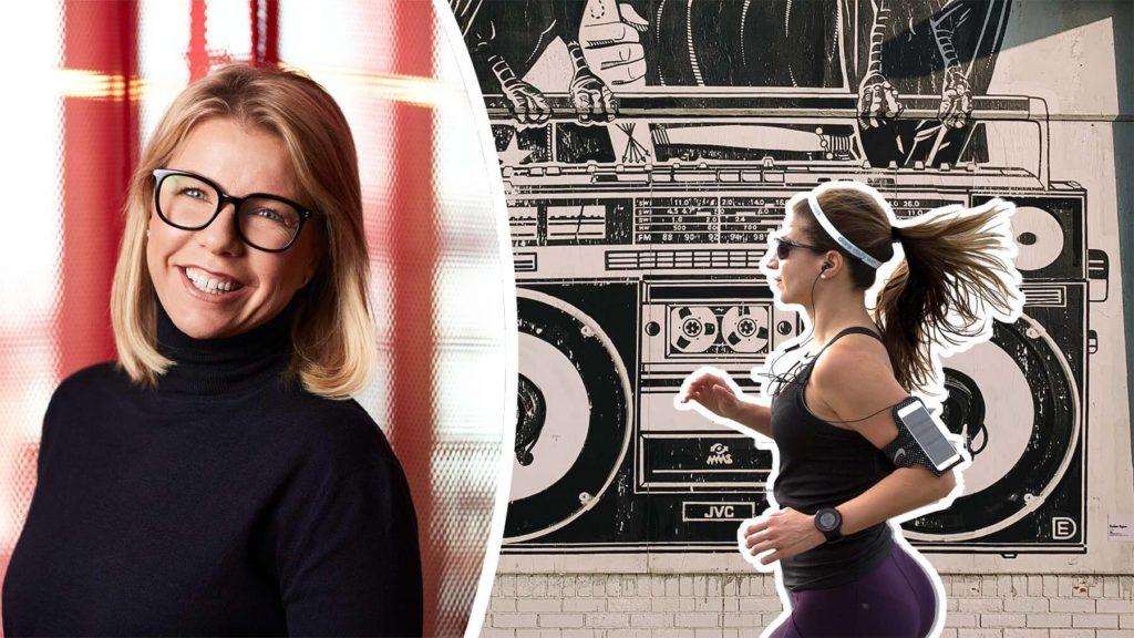 Blockets nya vd Pernilla Nissler startar podcast för personalen.