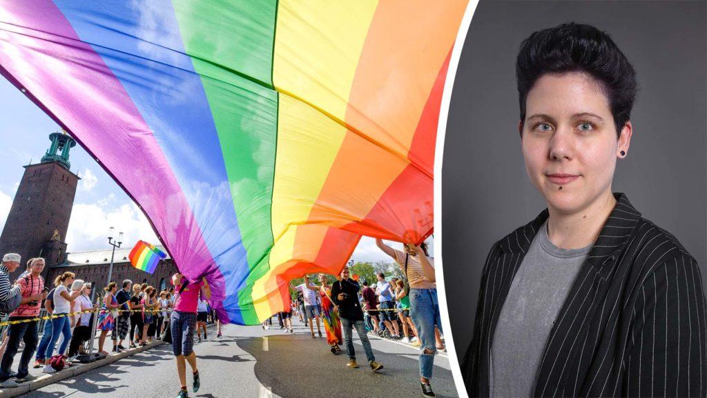Prideparaden i Stockholm, Vix Viktoria Herjeryd