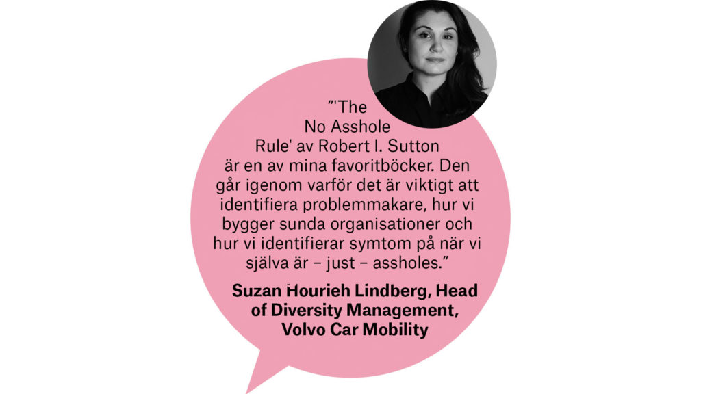 Suzan Hourieh Lindberg, Head of Diversity Management, Volvo Car Mobility