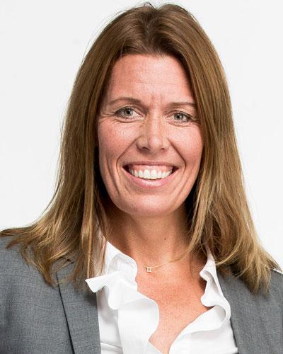 Karin Östgren, vd på Consensus