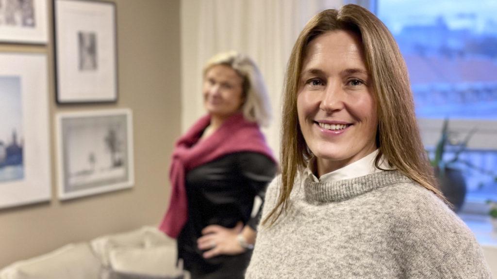 Cecilia Beck-Friis, vd för Hemnet