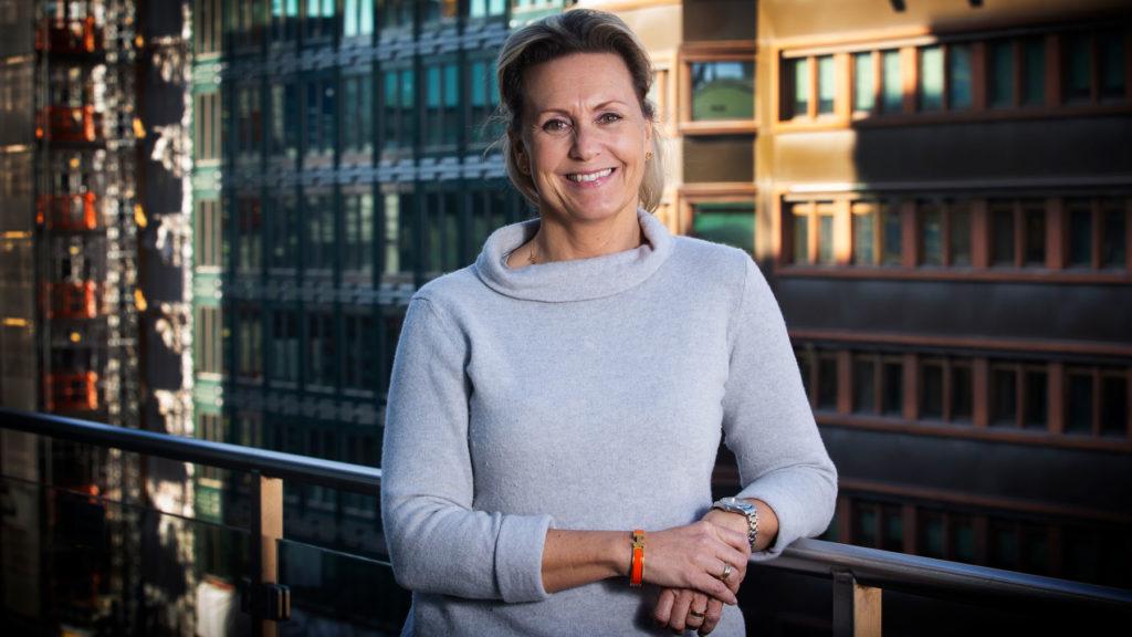 Viktoria Lindhé på &frankly Foto: Martina Huber