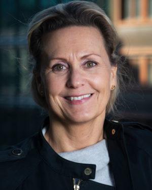 Viktoria Lindhé på &frankly. Foto: Martina Huber