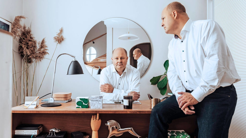 Thomas Mattsson, fd chefredaktör för Expressen