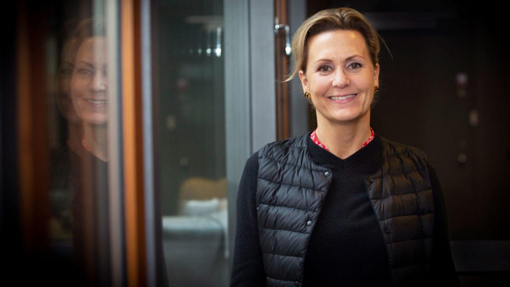 Ställ frågor om engagemanget – och ta action på de svar du får, säger Viktoria Lindhé på &frankly Foto: Martina Huber