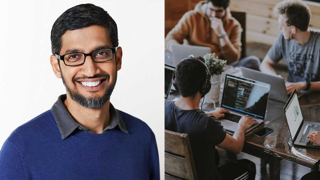 Sundar Pichai, CEO på Google