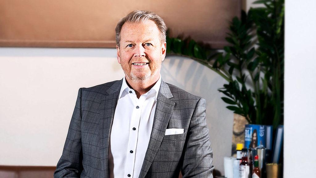 Mikael Åbom, vd Fonus.