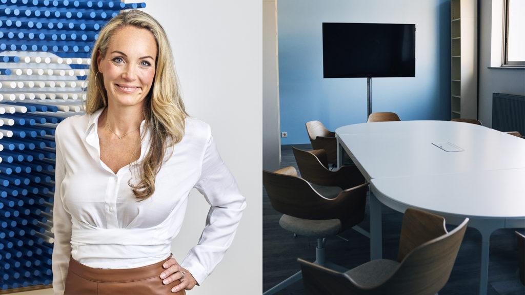 Lisa Gunnarsson, Nordenchef på Linkedin