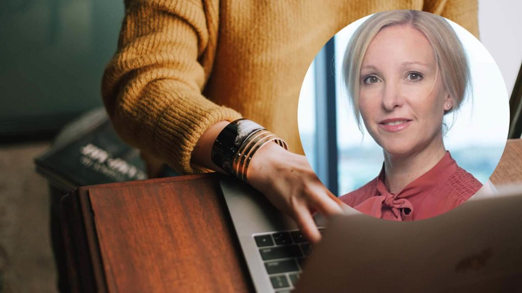 Advokat Charlotte Forssander leder Chefs webbinarium om arbetsrätt under corona.