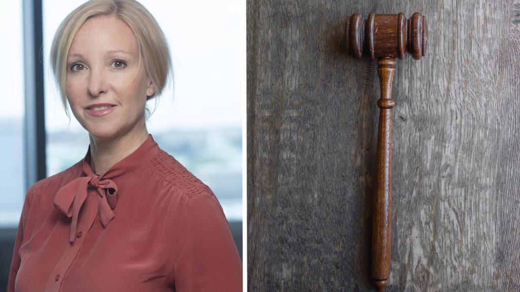 Charlotte Forssander, advokat och arbetsrättsexpert