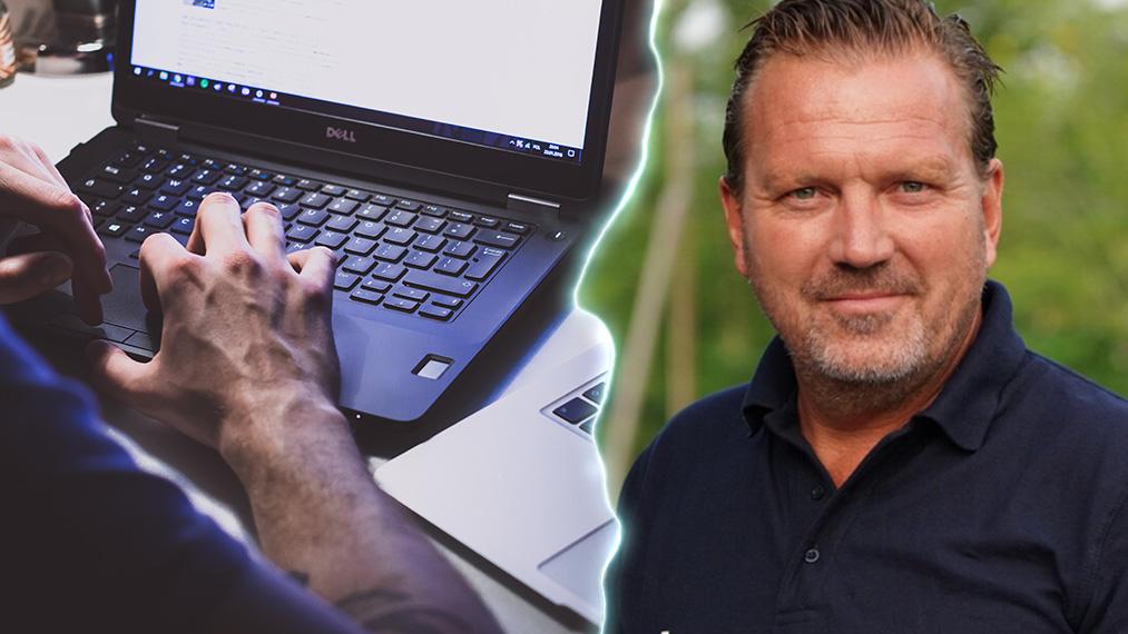 Mikael Johansson, cybersäkerhetsexpert på Acronis