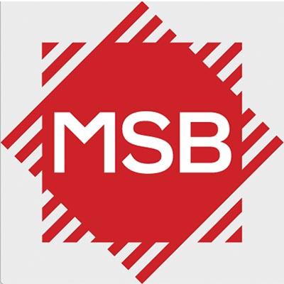 Logotyp Myndigheten för samhällsskydd och beredskap, MSB
