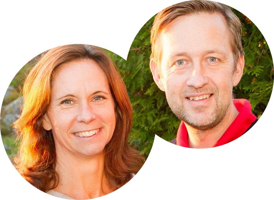 Catrin Brodin & Johan Victor