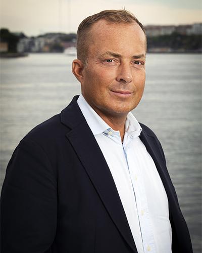Fredrik Bengtsson, psykolog. Foto: Martina Huber /Chef