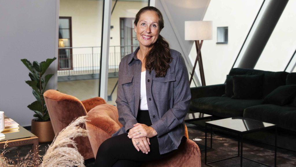 Ge cheferna mer stöd, uppmanar Lilian Ekelin på andfrankly. Foto: Martina Huber
