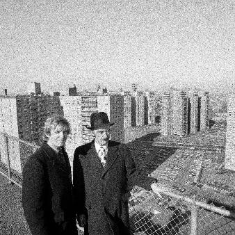 Donald och Fred Trump 1973.