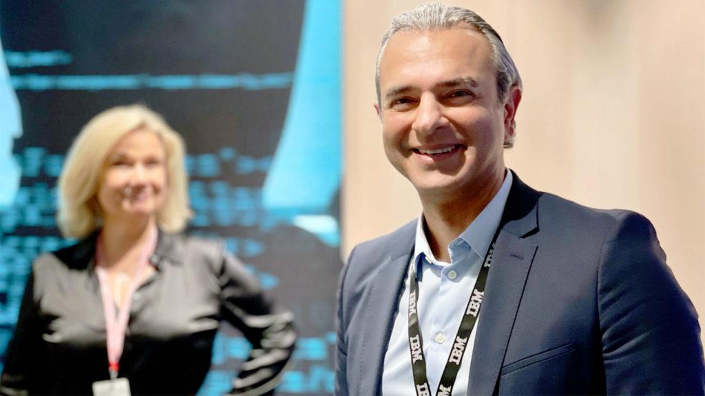 Vahid Zohali, IBM