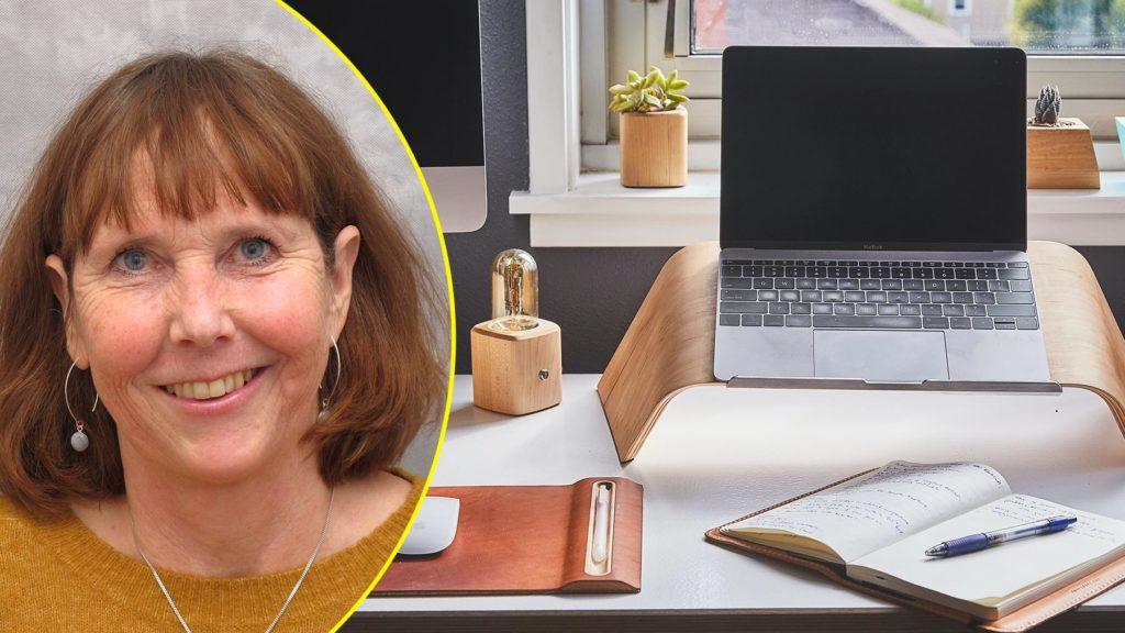Katarina Zetterqvist, verksamhetsområdesansvarig HR, Lantmäteriet