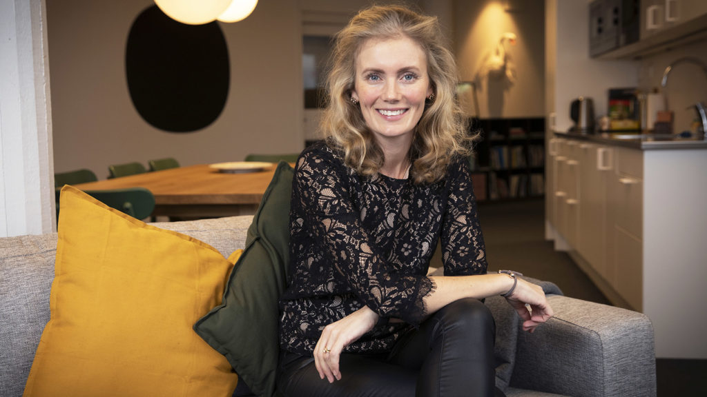 Maria Geijer på Morot & Co ger råd om hur du knyter dina kunder närmare. Foto: Martina Huber