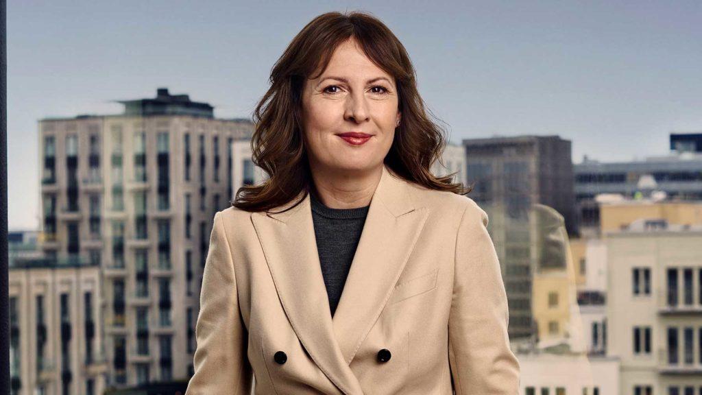 Biljana Pehrsson, vd Kungsleden
