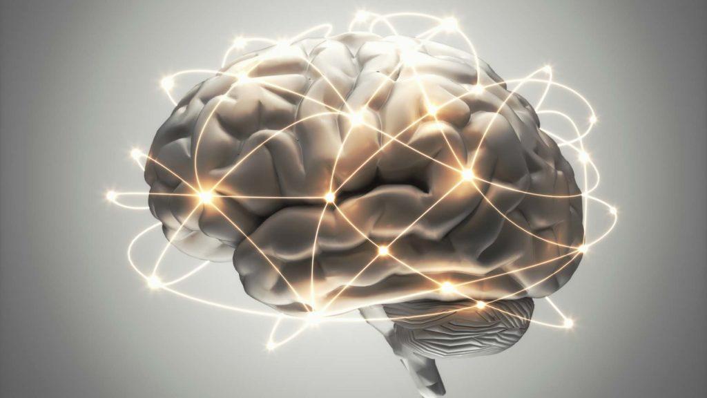 Hjärna och ljuspunkter