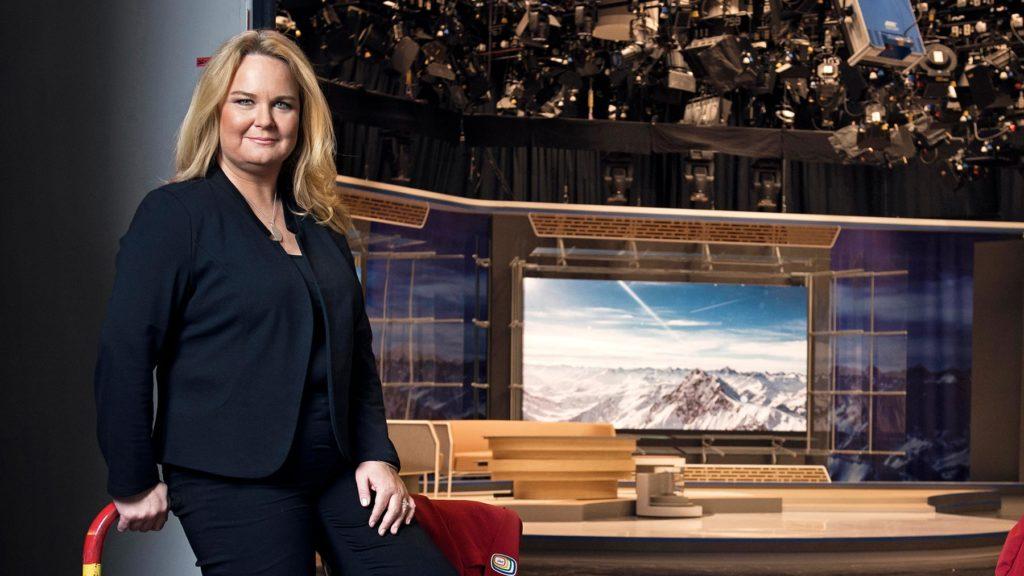 Åsa Edlund Jönsson på SVT