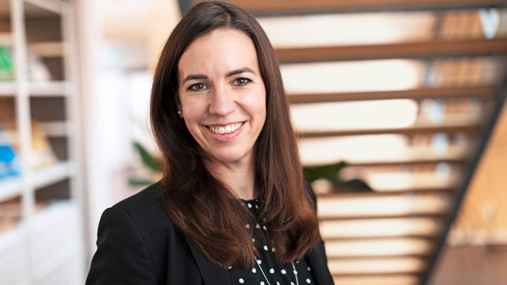 Cornelia Kaufmann, hr-chef på Ikea