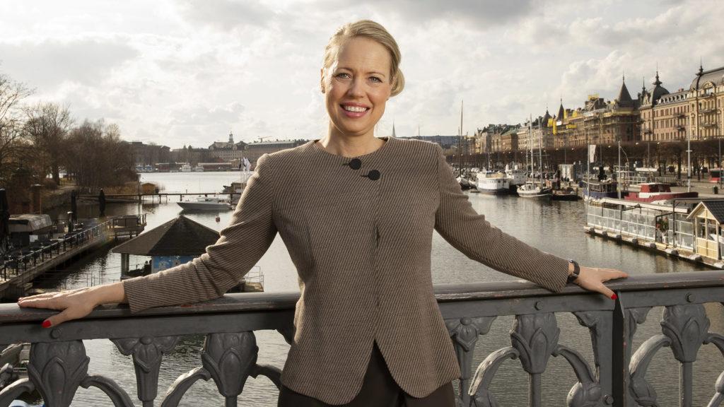 Vetenskapligt grundade strategier, metoder och teorier från Executive MBA-programmet på Stockholms universitet lyfter Pernilla Medsons förändringsledarskap. Foto: Martina Huber