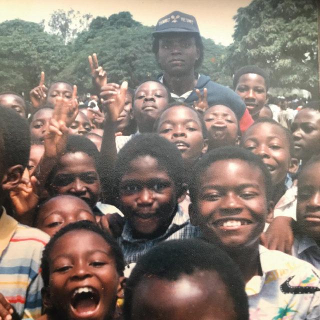 Som ung drömde Jacques Mwepu om att bli katolsk präst. Han var lärare och ungdomsledare i samma katolska pojkskola där han själv hade gått.