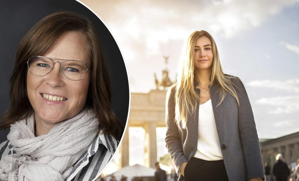 Anna Svedman på SPP hjälper företag undvika dyra missar vid utlandsjobb.