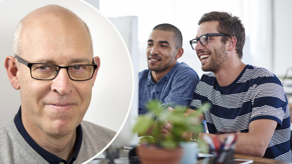 Håkan Bergsten, kommunchef i Flen, ser hur bland annat ledarskap och delaktighet har stärkts.